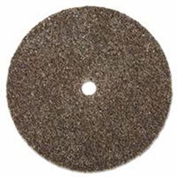 Scotch Brite® Cut and Polish Unitized Wheels, 1 X 1 X 3/16, Aluminum Oxide