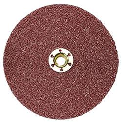 3M Cubitron II Fibre Discs 982C, Ceramic Grain, 7 in Dia., 36 Grit, 7/8 Arbor