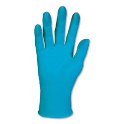KleenGuard* G10 Blue Nitrile Gloves, General Purpose, 242 mm Length, Small