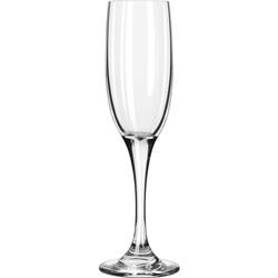 Libbey 4196SR 6 Ounce Charisma Tall Flute Glass