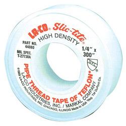 "Markal 1/2"" x 600' Slic-tite Thread Tape Of Teflon Heav"