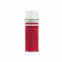 Cantesco Developer Dye Penetrants, Liquid Penetrant, Aerosol Can, 12 oz