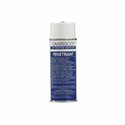 Cantesco Dye Penetrants, Liquid Aerosol Can, 11.5 oz