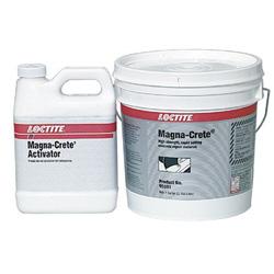 Loctite Fixmaster Magna-Crete, 1 gal, Gray