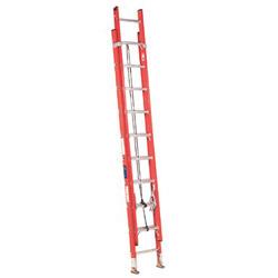 Louisville Ladder 16' Fiberglass Extensionladder D-rung