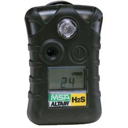 MSA Altair® Single-Gas Detectors, Hydrogen Sulfide (H2S)