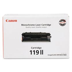 Canon 3480B001 (CRG-119 II) High-Yield Toner, 6400 Page-Yield, Black