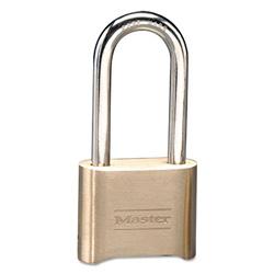 "Master Lock Company Changeable Combination Padlock w/2-1/4"" Sh"