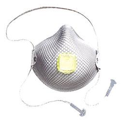 Moldex 2840 Series R95 Particulate Respirators, Half Facepiece, M/L, 10/bx
