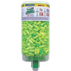 Moldex Goin' Green PlugStation Earplug Dispenser, With Mounting Bracket