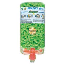 Moldex Meteors Earplugs, Foam, Meteors Uncorded, 500 per dispenser
