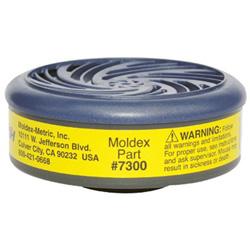 Moldex Organic Vapor/Acid Gas Cartridges
