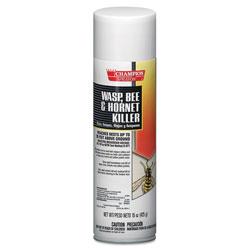 Chase Champion Sprayon Wasp, Bee & Hornet Killer, 15oz, Can, 12/Carton