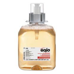 Gojo FMX-12 Foam Hand Wash, Fresh Fruit, FMX-12 Dispenser, 1250mL Pump, 3/Carton
