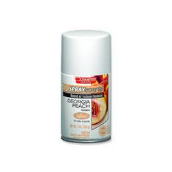 Champion Sprayon® Aerosol Sprayon® Scents Air Freshener Refill, Georgia Peach, Case of 12