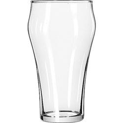 Libbey Bell Soda Glasses, 21 oz, Clear, 36/Carton