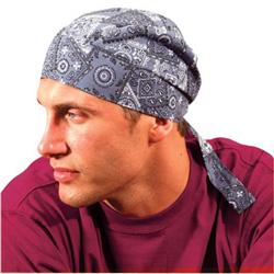Occunomix Tuff Nougies Dlx Tie Hat: Blue Denium