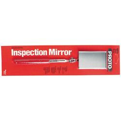 Proto Inspection Mirror, 2 1/8 in x 3 1/2 in, Rectangular