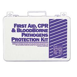 Pac-Kit 36 Unit First Aid/bbp Kit