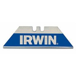 Irwin Utility Knife Bi-Metal Traditional Replacement Blades, 100 Dispenser