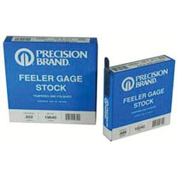 """Precision Brand 19h3 .003 1/2"""" Feelergague"""