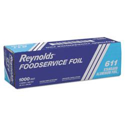 Reynolds Standard Aluminum Foil Roll, 12 in x 1000 ft, Silver