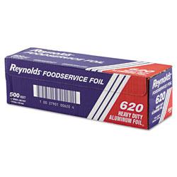 Reynolds Heavy Duty Aluminum Foil Roll, 12 in x 500 ft, Silver
