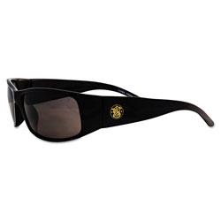 Smith & Wesson Elite Safety Eyewear, Black Frame, Smoke Anti-Fog Lens