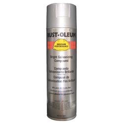 Rust-Oleum 838 20-OZ BRIGHT GALVANIZING COMPOUND