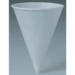 Solo Paper Cone Water Cups, 6 oz , White