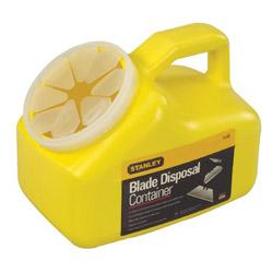 Stanley Bostitch Blade Disposal Container 11-080