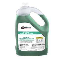 SC Johnson Professional® Restroom Disinfectant Cleaner, 1 Gallon Bottle