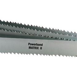 """L.S. Starrett Bm10 1/2"""" x .020x44-7/8"""" Powerband Matrix Ii B"""