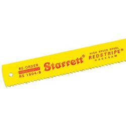 """L.S. Starrett Rs2104-8 1-3/4x.088x21"""" Hacksaw Blade 4t"""