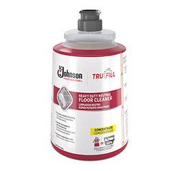 SC Johnson Professional® TruFill™ Heavy Duty Neutral Floor Cleaner, 67 oz. Bottle