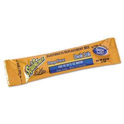 Sqwincher Powder Drink Mix, Orange, 20 Oz, Case of 500