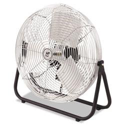 TPI Corporation Industrial Floor Fan, 18 in, 1/8hp, 3-Speed, 1-Phase