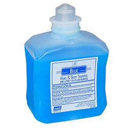 Deb Aquaress Blue hand & Body Shampoo