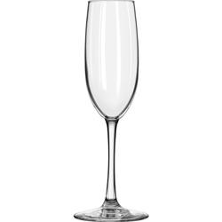 Libbey 7500 8 Ounce Vina Flute Glass