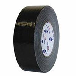 IPG Medium Grade Duct Tapes, Black, 2 in x 60 yd x 11 mil