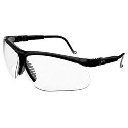 Uvex Safety Genesis Black Frameclear Ud Lens