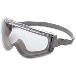 Uvex Safety Stealth Goggle Fabric Headband Gray/gray F