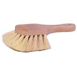 "Weiler 20"" Can Scrub Brush White Tampico Fil"
