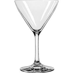 Libbey 8555SR 7.5 Ounce Sheer Rim Cocktail or Beverage Glass