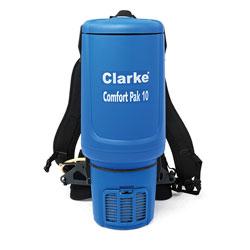 Clarke ComfortPak 10 Backpack Vacuum