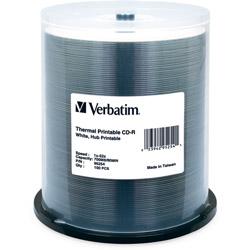 Verbatim Blank Media, CD-r 80min 700mb 52x