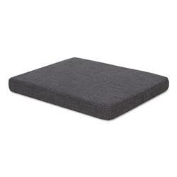 Alera Seat Cushion for File Pedestals, 14.88w x 19.13d x 2.13h, Smoke