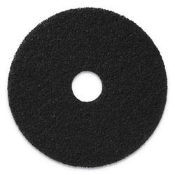 Americo® Stripping Pads, 13 in Diameter, Black, 5/CT