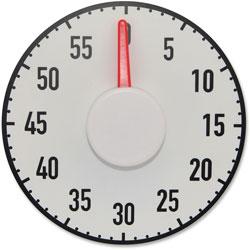 Ashley Magnetic Big Timer, 60 Min Alarm, Black/White