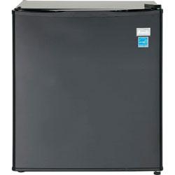 Avanti Products Refrigerator, 1.7 Cu. Ft., 18 inWx18-1/4 inLx20-1/4 inH, Black